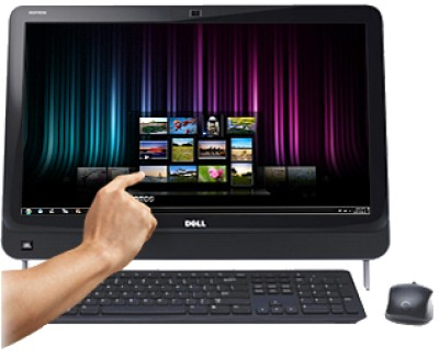 Buy Dell Inspiron AIO / Intel 2nd Gen Core i5 / 6 GB / 1 TB / Win 7 Home Premium / Touchscreen: All In One Desktop