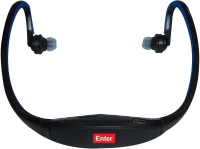 Buy Enter E-NB3 Neckband MP3 Player (Blue): Home Audio & MP3 Players