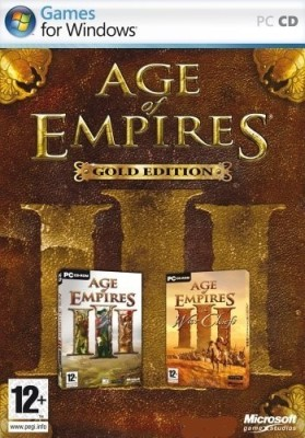 Buy Age Of Empires III (Gold Edition): Av Media