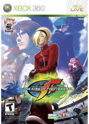 Buy The King Of Fighters XII: Av Media