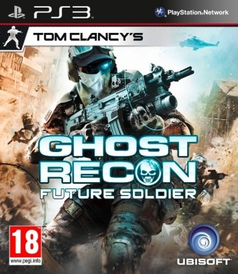 Buy Tom Clancy's Ghost Recon: Future Soldier: Av Media