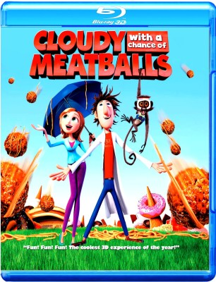 Buy Cloudy With A Chance Of Meat Ball 3D: Av Media