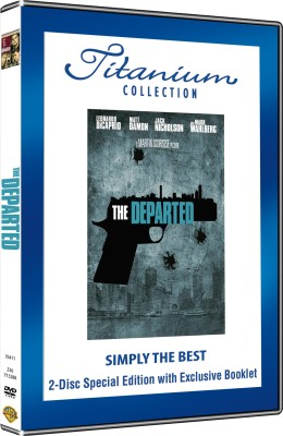 Buy Titanium Collection - The Departed: Av Media