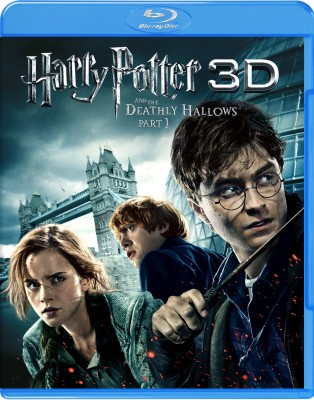 Buy Harry Potter And The Deathly Hallows - Part 1 3D: Av Media