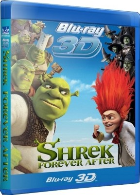 Buy Shrek Forever After: Av Media