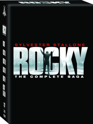 Buy Rocky: The Complete Saga: Av Media