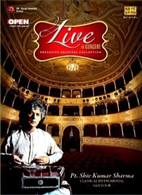 Buy Live In Concert - Pandit Shiv Kumar Sharma: Av Media