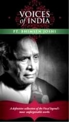 Buy Voices Of India Bhimsen Joshi: Av Media