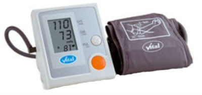 Buy Vital Automatic Digital Upper Arm Bp Monitor: Bp Monitor