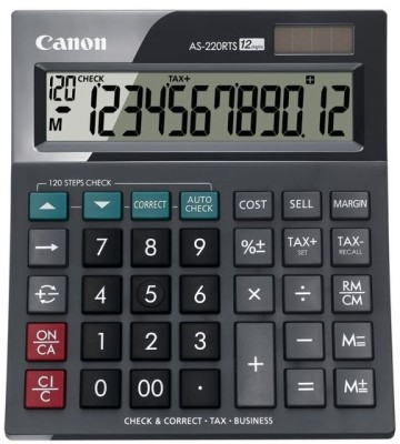 Buy Canon AS 220RTS Basic: Calculator