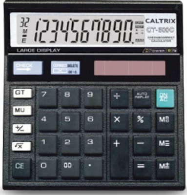 Buy Caltrix CT-500C Basic: Calculator