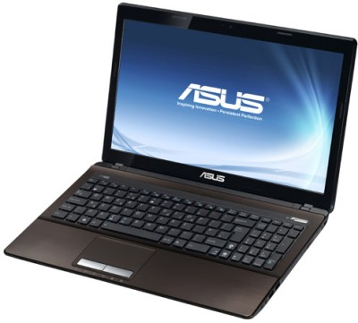 Buy Asus K53SC-SX096D Laptop (2nd Gen Ci3/ 2GB/ 500GB/ DOS/ 1GB Graph): Computer