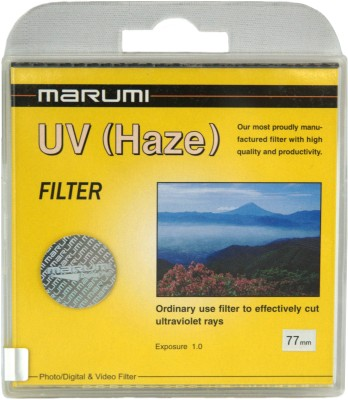 Buy Marumi 77 mm Ultra Violet Haze Filter: Filter