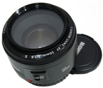 Buy Canon EF 50mm f/1.8 II Lens: Lens