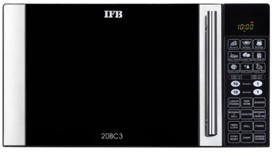 Buy IFB 20BC3 Convection Microwave Oven -  20 Liters: Microwave