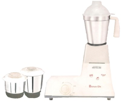 Buy Maharaja Whiteline MX-108 A Deluxe Mixer Grinder: Mixer Grinder Juicer