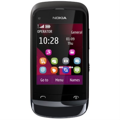 Buy Nokia C2-02 Touch and Type: Mobile
