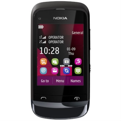 Buy Nokia C2-03 Touch and Type: Mobile