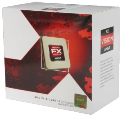 Buy AMD 3.6 GHz AM3+ FX4100 Processor: Processor