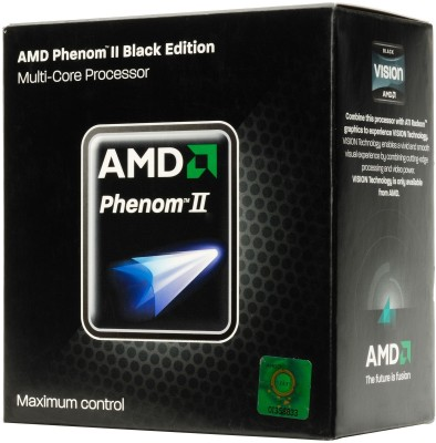 Buy AMD 3.3 GHz AM3 Phenom II 560 Processor: Processor
