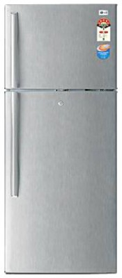 Buy LG GL-368YSQ4 Double Door - Top Freezer 350 Litres Refrigerator: Refrigerator