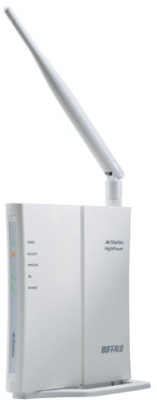 Buy Buffalo Wireless N150 High Power ADSL2+ Router with Modem: Router