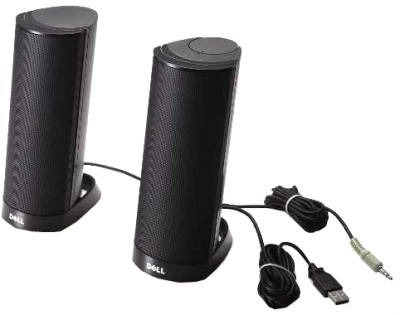 Buy Dell AX210CR USB Stereo Speakers: Speaker