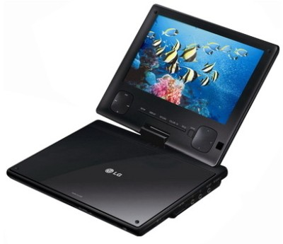 Buy LG DP561B-P Portable DVD Player: Video Player