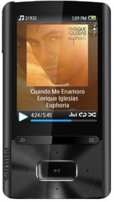 Buy Philips GoGear Ariaz 16 GB MP4 Player: Home Audio & MP3 Players
