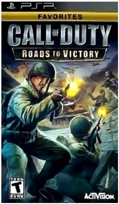 Buy Call Of Duty : Roads To Victory: Av Media