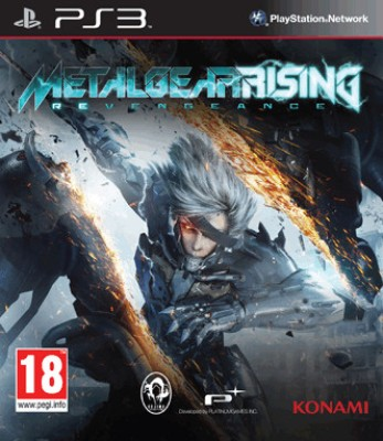 Buy Metal Gear Rising: Revengeance: Av Media
