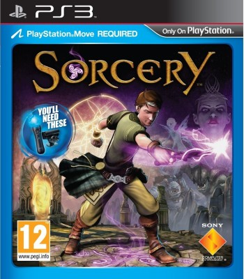 Buy Sorcery (Move Required): Av Media