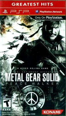 Buy Metal Gear Solid Peace Walker: Av Media