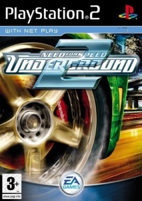 Buy Need For Speed: Underground 2: Av Media