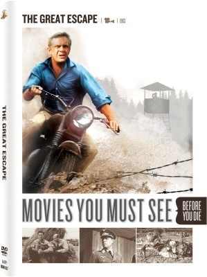 Buy The Great Escape: Av Media