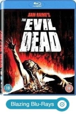 Buy The Evil Dead: Av Media