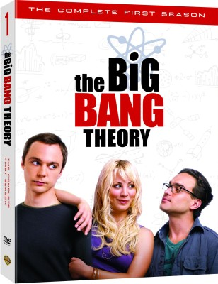 Buy The Big Bang Theory Season 1: Av Media