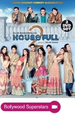 Buy Housefull 2: Av Media