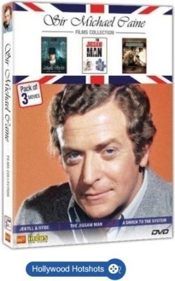 Buy Sir Michael Caine Films Collection: Av Media