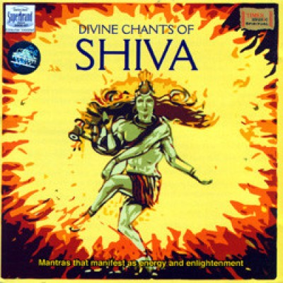 Buy Divine Chants Of Shiva: Av Media