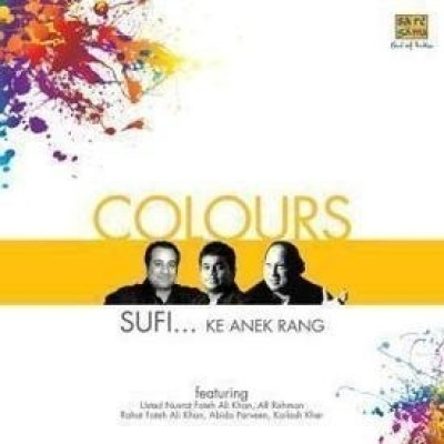 Buy Colours Sufi Ke Anek Rang: Av Media