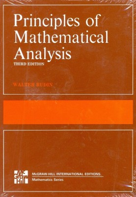 Buy Principles of Mathematical Analysis 3 Edition: Book
