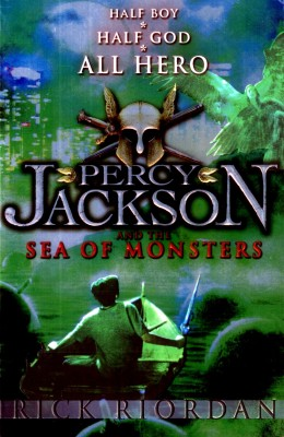 Buy Percy Jackson and the Sea of Monsters: Book