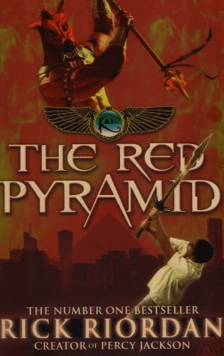 Buy Kane Chronicles: The Red Pyramid: Book