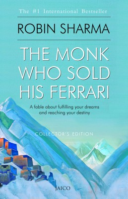 Buy The Monk Who Sold His Ferrari (Hard Cover) 1st Edition: Book