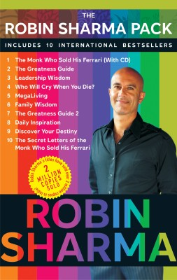 Buy The Robin Sharma Pack (Set Of 10 Volumes) New  Edition: Book