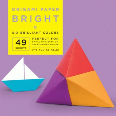 Buy Origami Paper Bright Origami Paper  Edition: Book