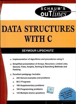 Buy Data Structures with C: Book