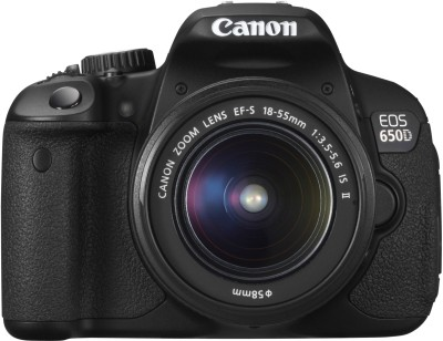 Buy Canon EOS 650D SLR: Camera