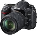 Nikon D7000 SLR with AF-S 18-105mm VR Kit Lens (Black)